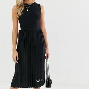 ASOS design midi dress
